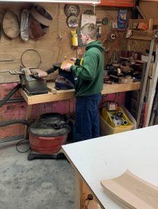 bitney prep internship inspire woodworks